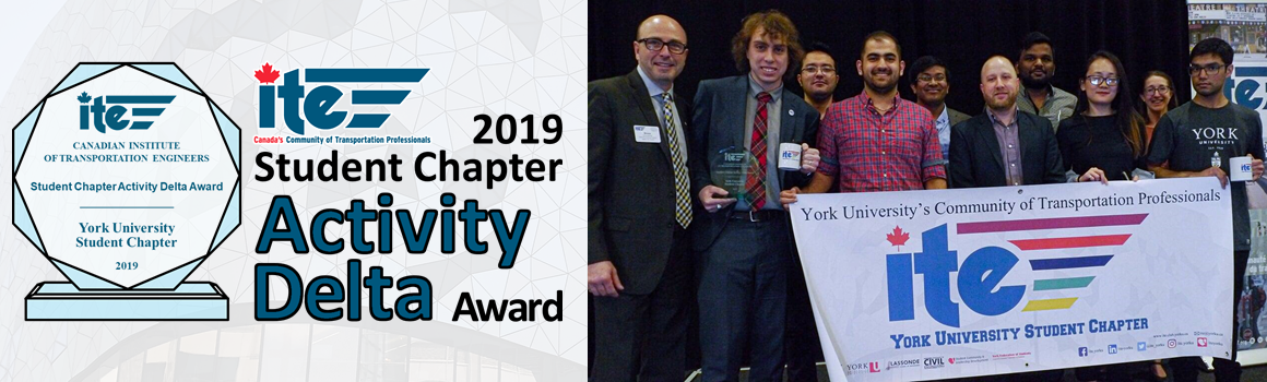 2019 CITE Student Chapter Delta Award